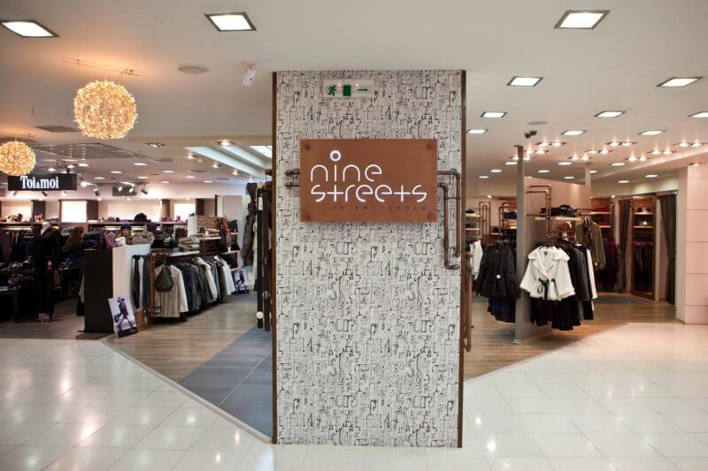 Nine streets Concept Store