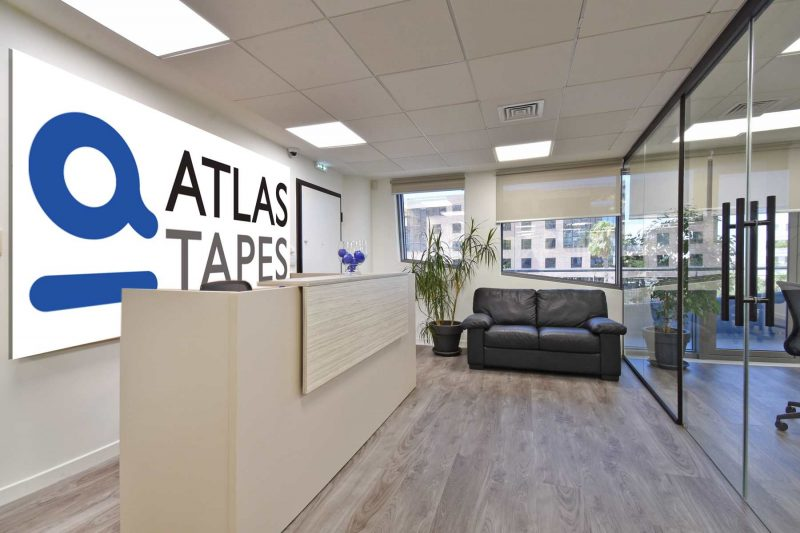 ATLAS TAPES GLYFADA HEAD OFFICE
