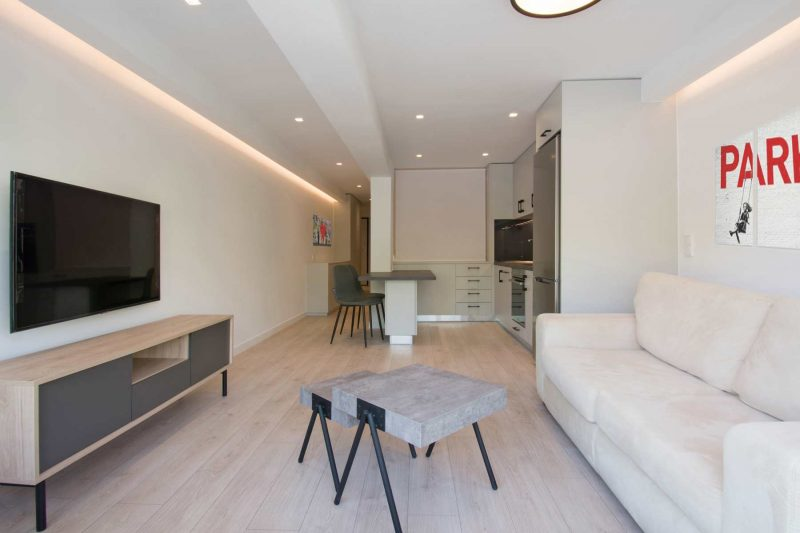 AGIA PARASKEVI STUDIO APARTMENT CONVERSION