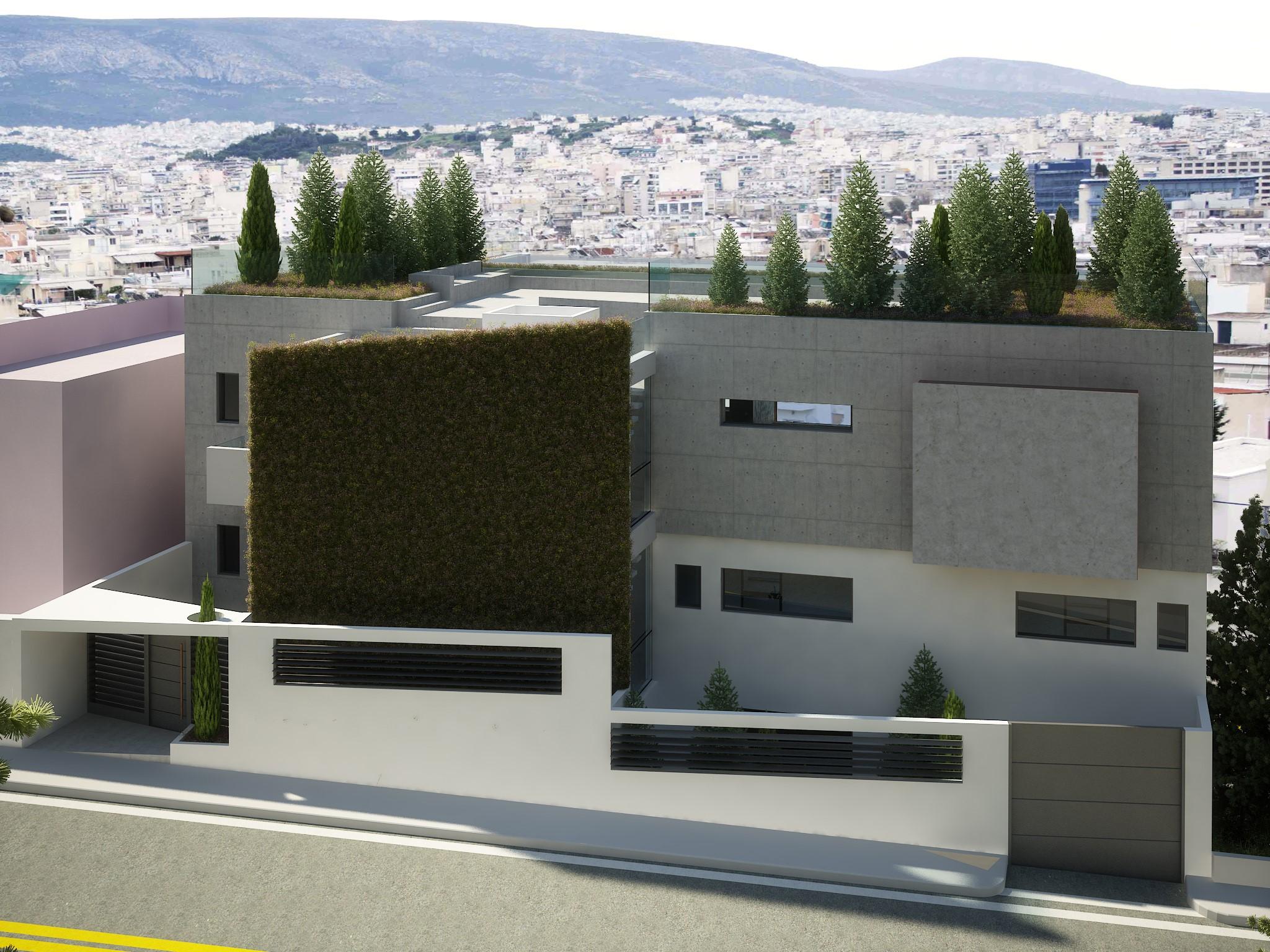 Filopappou Residence