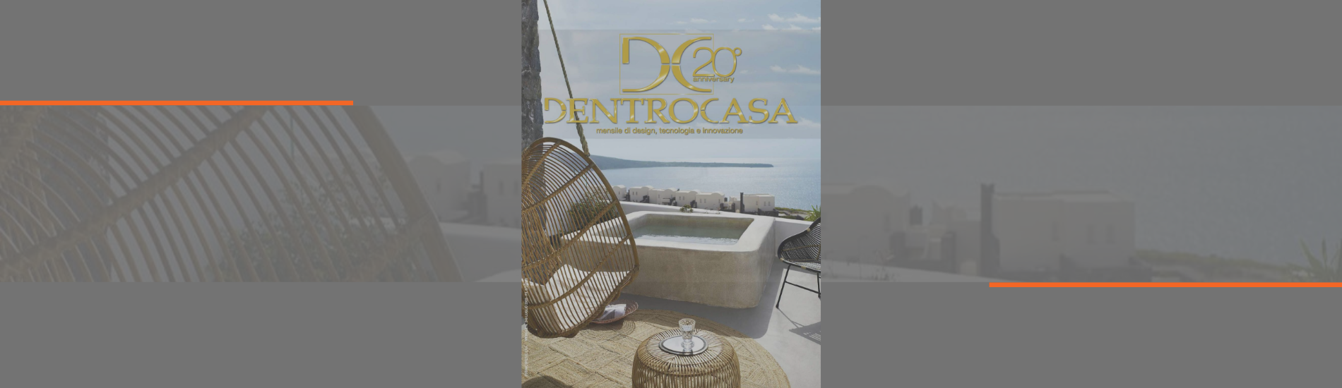 PUBLICATION: DENTROCASA – 20th ANNIVERSARY EDITION