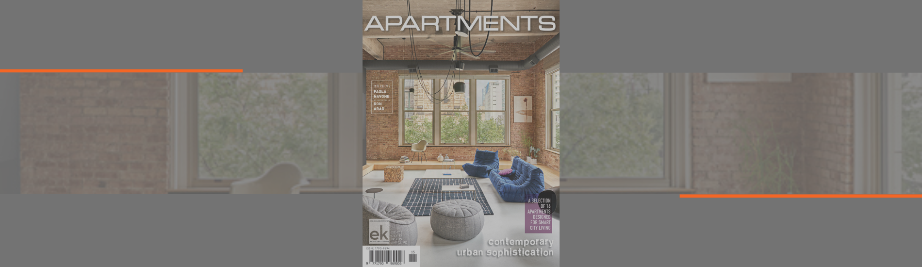 PUBLICATION: APARTMENTS 2021 by ek magazine